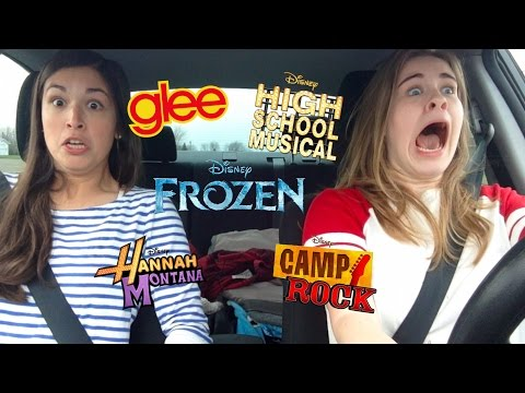 CARPOOL GONE WRONG *DISNEY CLASSICS CARPOOL KARAOKE*