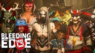 Bleeding Edge - Official Release Date Trailer | X019