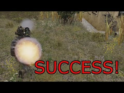 HOW TO PROPERLY Assault a village: Arma 3 Training Ops