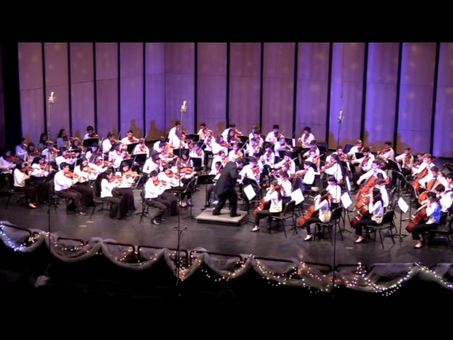 """07 Holmes Advanced Orchestra Russian Sailor's Dance from """"The Red Poppy"""""""