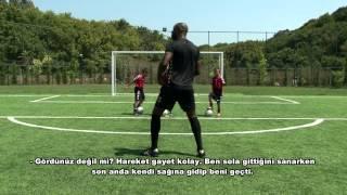 Alpay CABUK / Pascal Nouma Futbol Ogretıyor - Step Over