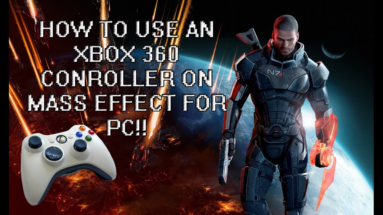 ME1Controller at Mass Effect Nexus - Mods and community