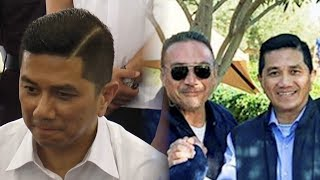 Azmin says no holiday with Hisham in Marrakesh but they bumped into each other