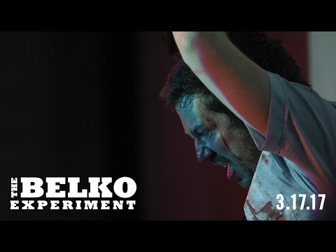 "THE BELKO EXPERIMENT - ""HARDCORE"" TV SPOT (2017)"