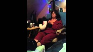 Download Video Clueless grandmother reads porno titles MP3 3GP MP4