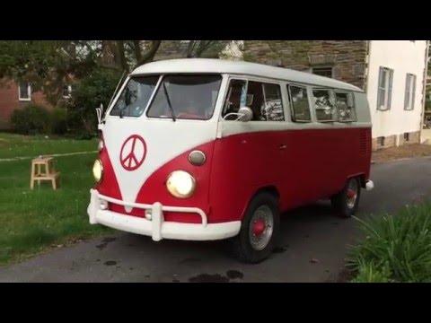 SOLD - 1964 Volkswagen Bus/Vanagon For Sale