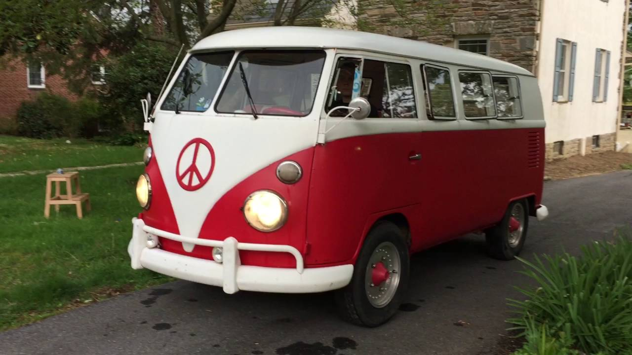 e47a873c0a SOLD - 1964 Volkswagen Bus Vanagon For Sale - YouTube