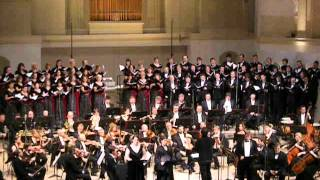 O.Kozlovsky - Requiem - XIII. Salve regina - Olga Pudova - Olesya Petrova - Sergey Semishkur