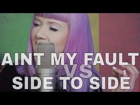 Zara Larsson  - Ain't My Fault vs. Side To Side | Reggae Mashup
