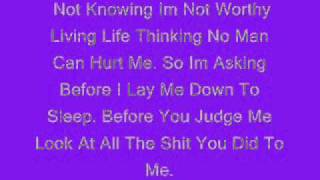 When Im gone Eminem ft. 2Pac with lyrics
