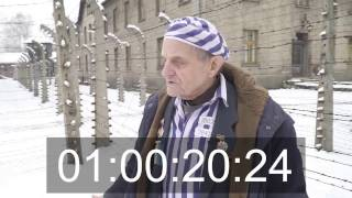 Former prisoner of Auschwitz. The story of the camp guards