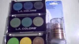 Dollar Tree Haul - LA Colors !