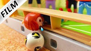 Playmobil Film Deutsch KOPF EINGEKLEMMT IN DER SITZBANK! KOMMT JULIAN DA WIEDER RAUS? Familie Vogel