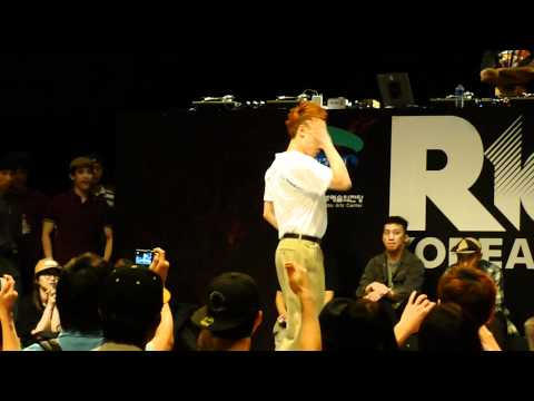 Dokyun vs Hozin part2 @ R16 Korea 2011