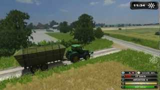 LS 2011 | Silage on Morava map | PART 2