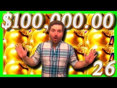 $100,000.00 In Slot Machine Half JACKPOTS26 HUGE BONUS WINS W/ SDGuy1234 - 동영상