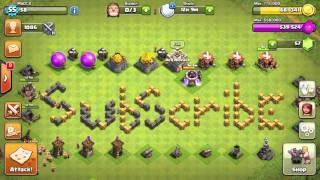 World's New Donation Record-Samantha-Clash of Clans