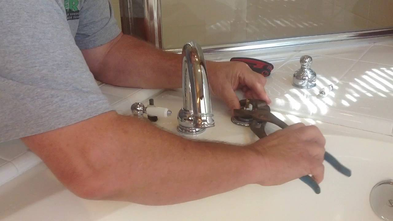 Delta Roman Tub Valve Replacement - YouTube