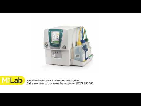 MiLab Diagnostics- Analyser