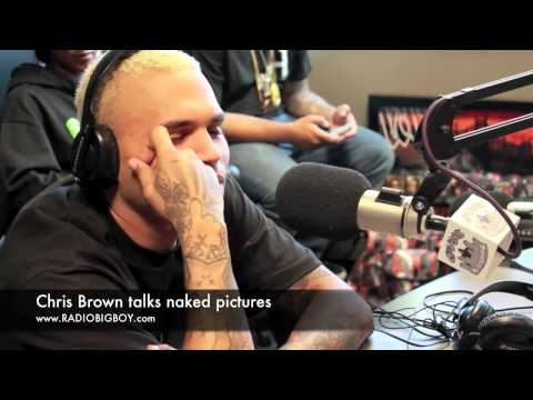 Chris Brown talks to Big Boy
