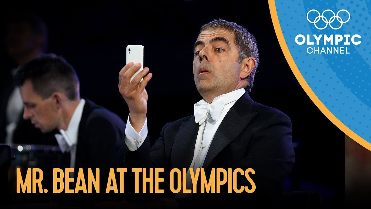 Mr Bean Live Performance At The London 2012 Olympic Games Youtube