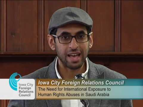 ICFRC: The Need for International Exposure to Human Rights Abuses in Saudi Arabia