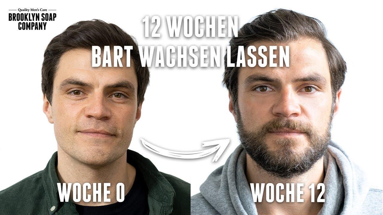 Rasur dichterer bartwuchs durch Besserer Bartwuchs
