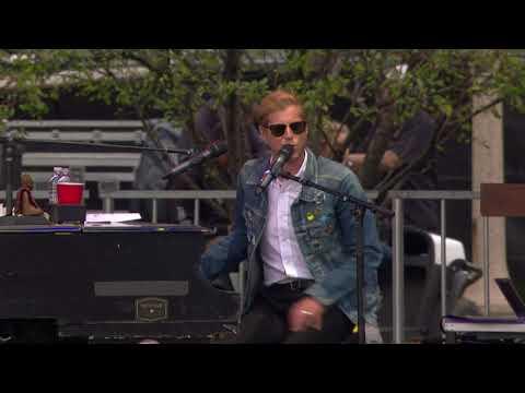 Fire Escape  Andrew McMahon — Lollapalooza 2017  Red Bull TV