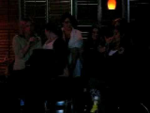 Karaoke Hey Ricky (part 1)