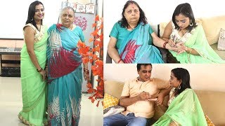 Hariyali Teej with Saas - Mehendi, Bangles Shopping aur Bahut Kuch | Indian Mom On Duty