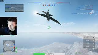 BFV - Spitfire MK VA Dominance | Hamada