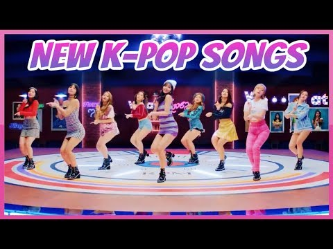 NEW K-POP SONGS - APRIL 2018 (WEEK 3)