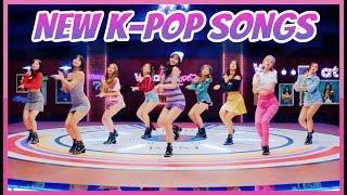NEW K-POP SONGS - APRIL 2018 (WEEK 3)