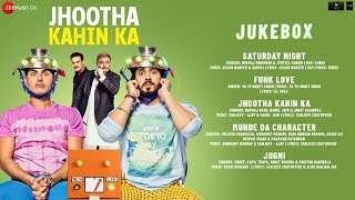 Jhootha Kahin Ka - Full Movie Audio Jukebox|Rishi Kapoor, Jimmy Sheirgill, Sunny Singh, Omkar Kapoor
