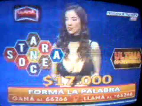 Las tetas de maribel de call tv thumbnail
