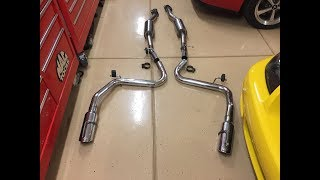 How to WET SAND & POLISH your exhaust