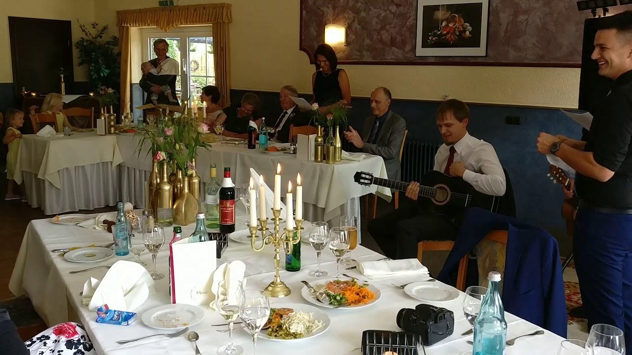 Opa Und Omas Goldene Hochzeit Rede Von Petra