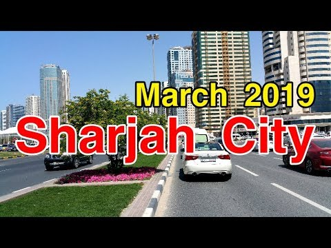 Sharjah City 28th March 2019