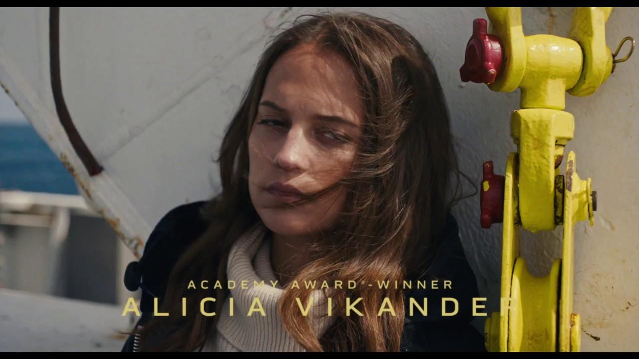 SUBMERGENCE US Trailer - Starring James McAvoy & Alicia Vikander
