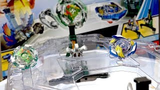 Hasbro AVATAR ATTACK BATTLE SET Unboxing & Review! - Beyblade Burst!
