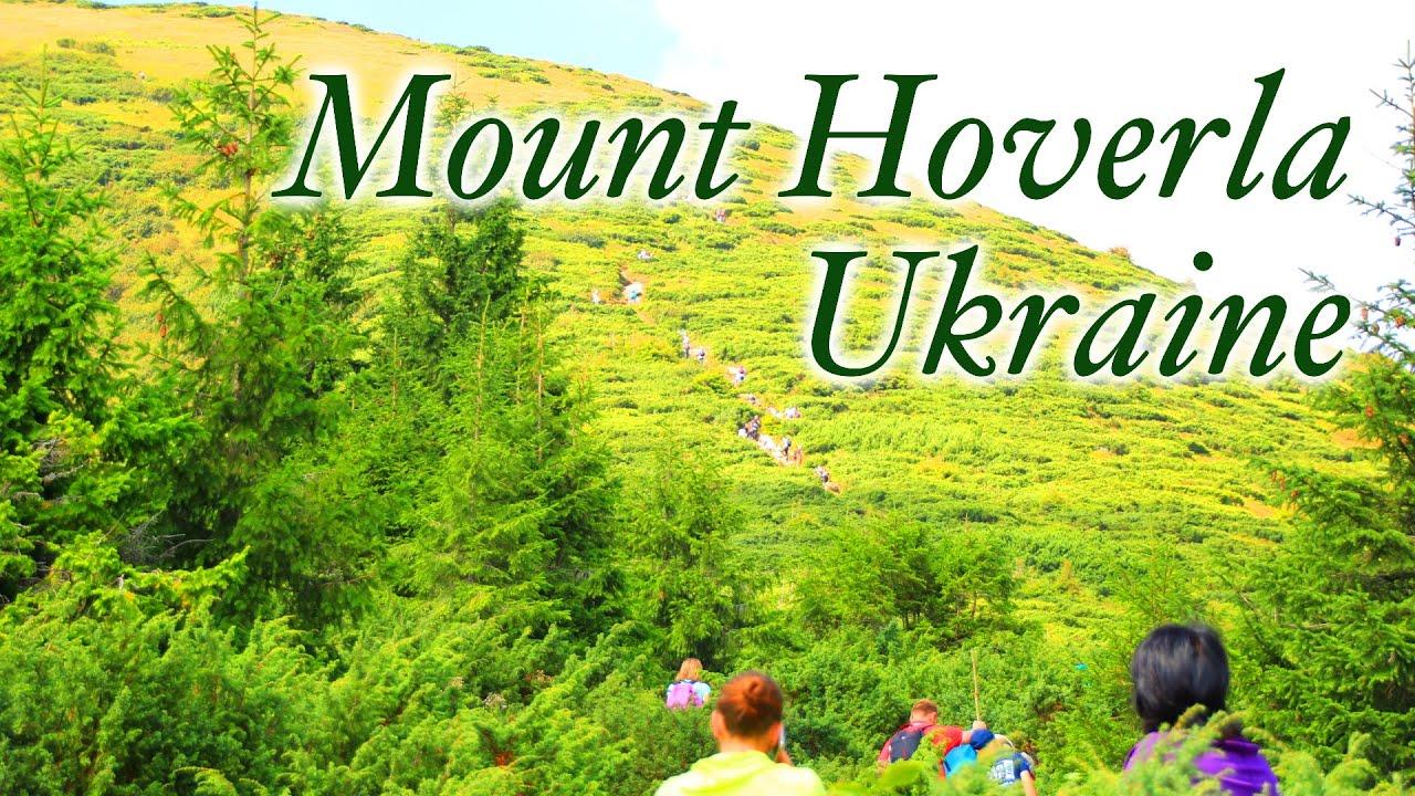 Mount Hoverla/Goverla (with audio information) – the best peak in Ukraine