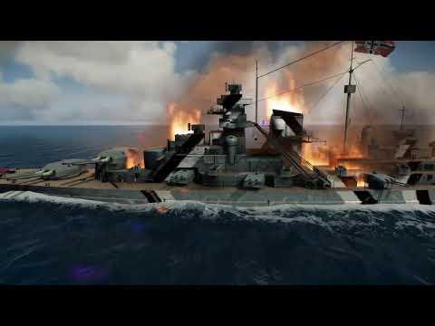 Silent Hunter 5 : Bismarck vs Hood & Bismarck vs Queen Elizabeth |