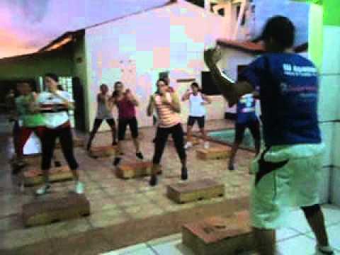 Academia Performance - Body Combat (Professor Elizeu Miguel)