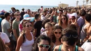 Stephan Bazbaz @ E-boded beach party 2013 Tel Aviv