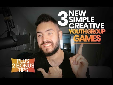 Youth Group Games | 3 NEW Games And 2 Bonus Tips You Need To Try!