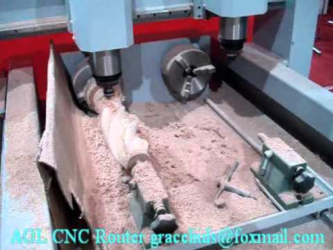 AOL Wood CNC Router