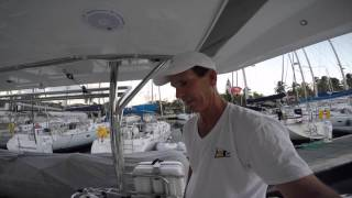 Episode 10. Leaving the boat (Departure Checklist)Leopard Catamarans 48