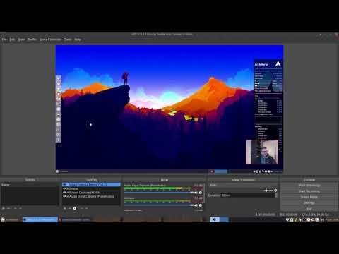 How to stream with obs studio