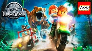 lego jurassic world pelicula completa en espaol 1080p 60fps hd game movie 2015