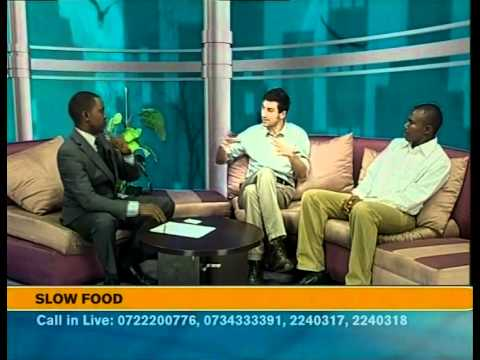 Thousand Gardens in Africa on Kenya's Nation TV